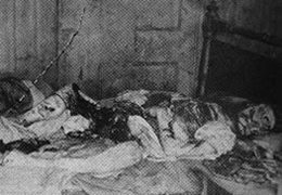 Mary Jane Kelly - Jack the Ripper Victim