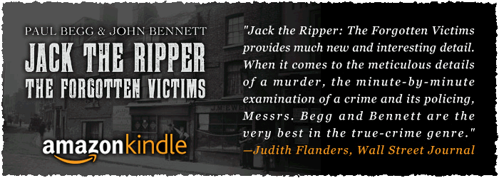 Jack the Ripper: The Forgotten Victims