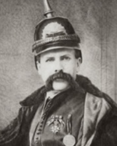 Ripper Suspect, Francis Tumblety