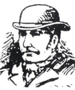 Illustration of Joseph Barnett
