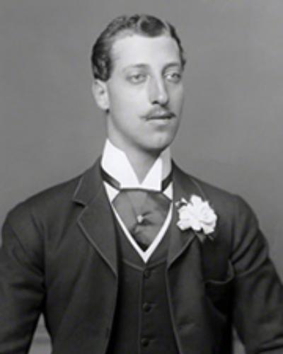 Prince Albert Victor, 1888
