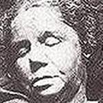Mortuary photo of Alice McKenzie
