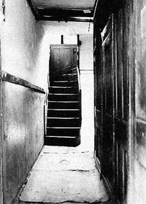 29 Hanbury Street Passageway