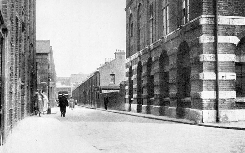 Buck's Row, Whitechapel, London