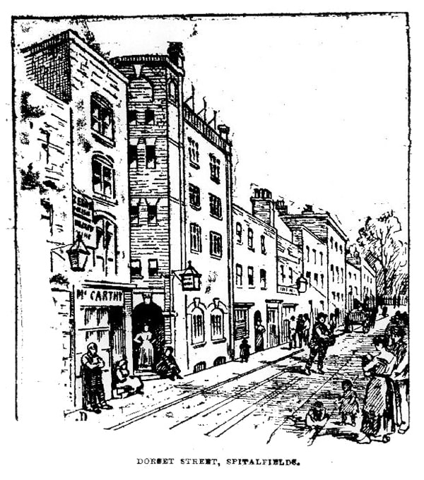 Crossingham's Lodging House