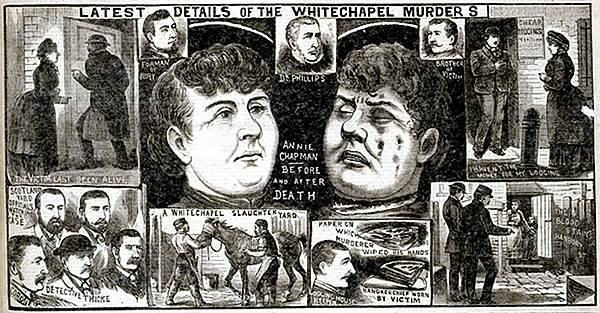 Illustrated Police News: September 22, 1888
