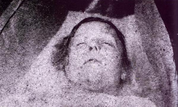 Mary Ann Nichols Mortuary Photo