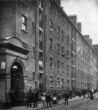 Thrawl Street, Whitechapel, London