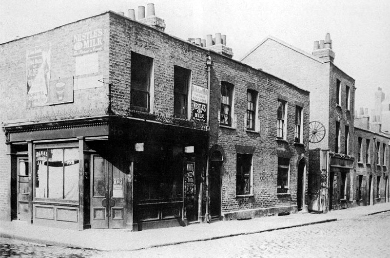 Berner Street, Whitechapel