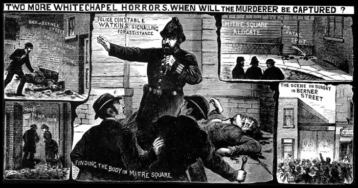 Murders of Liz Stride and Catherine Eddowes