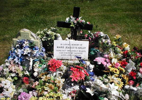 Mary Jane Kelly's Grave