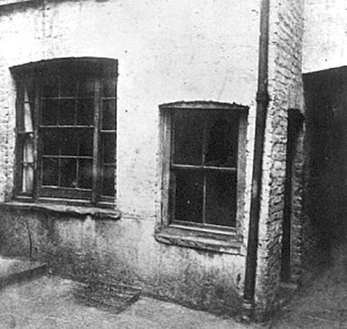 13 Miller's Court, Dorset St., Whitechapel