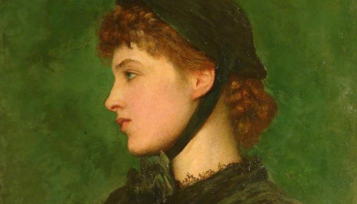 Victorian Woman - Mrs Lillie Langtry