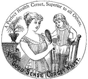 Victorian Era Women's Corset