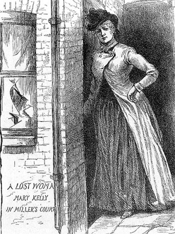 Ripper Victim, Mary Jane Kelly