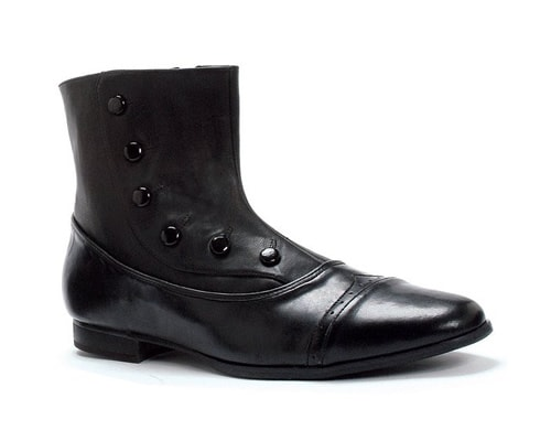 1880s London Victorian Era Men's Boot