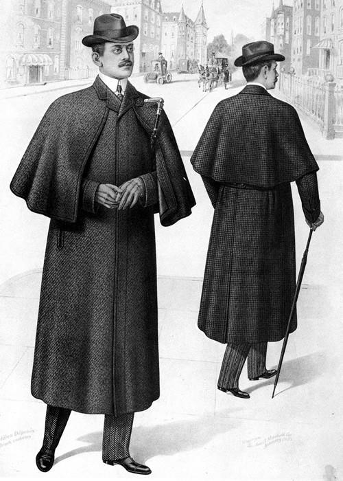 Victorian Era Men's Clothing