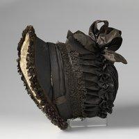 Victorian Poke Bonnet